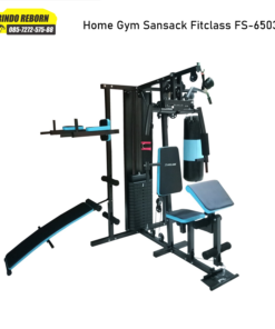 Home Gym Sandsack Fitclass